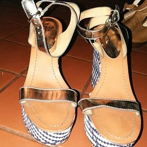 Coach Wedges size 11